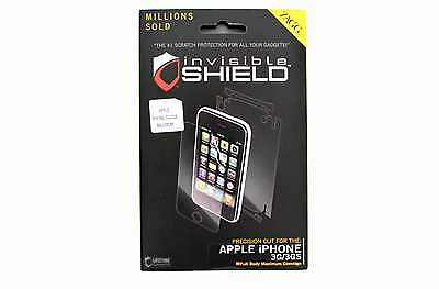 Zagg Invisible Shield for Apple iPhone 3G/3GS (Full Body)