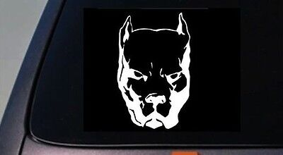 pit bull sticker *B194* decal apbt Amstaff American Bully Pitbull