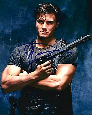 Dolph Lundgren signed Punisher 8x10 photo - Exact Proof. CREED, The Expendables