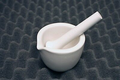 Coors Mortar and Pestle 60316 / 60314, 145mL, Porcelain, Clean, Excellent