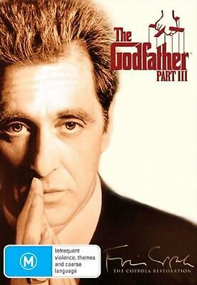 The Godfather: Part Iii - DVD Region 4 Free Shipping!