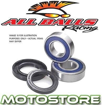 All Balls Front Wheel Bearing Kit Fits Suzuki Ltf 400F Eiger 4Wd 2002-2007
