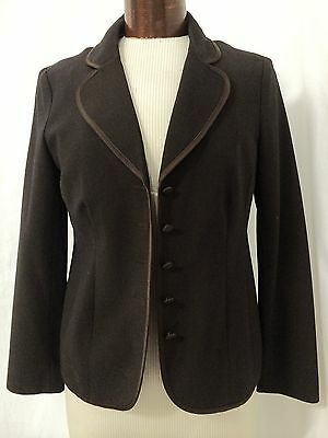 Motherhood Maternity Brown Blazer Size Small