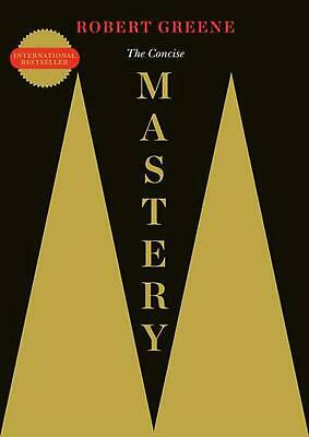 The Concise Mastery by Robert Greene (English) Free Shipping!