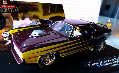 "SLOT CARRERA EVOLUTION 25714 1970 DAIMLER CHRYSLER 2003 ""CUSTOM CAR"" 1:32"