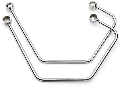 Cobra 02-6420 Chromed Saddlebag Support