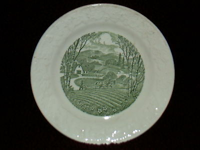 """PASTORAL BY TAYLOR SMITH & TAYLOR 6.5"""" / 6 & 1/2"""" PLATE FROM ESTATE EXCELLENT!!!"""