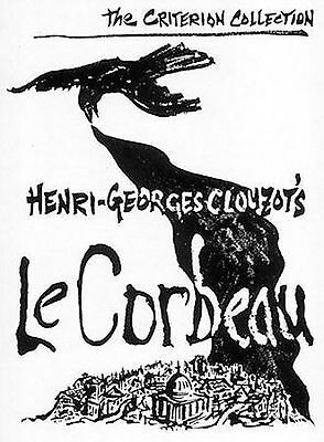 Le Corbeau (DVD, 2004) #227 OOP!! Out of print!!