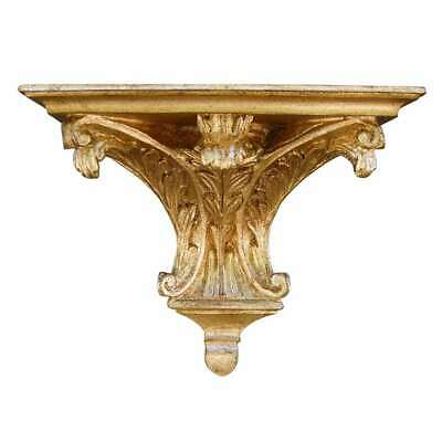 Hickory Manor Roman Bracket/Gold Leaf - HM694GL