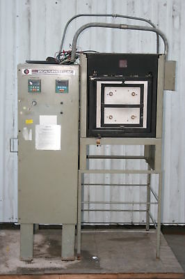 L&L Special Furnace Company 0.7 Cu.Ft Heat Treat Furnace Oven 3100°F