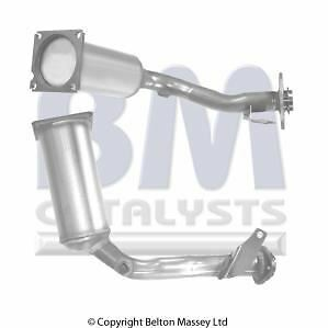 1x OE Quality Replacement Type Approved Catalytic Converter  - BM91155H