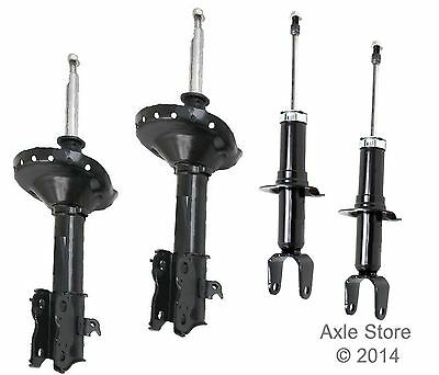 4 New Struts Shocks Full Set Fit Subaru Tribeca, B9 Tribeca, Lifetime Warranty