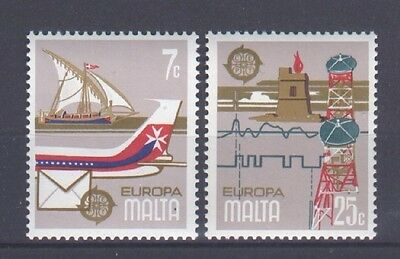 Malta, Europa Cept 1979, Communications, Mnh