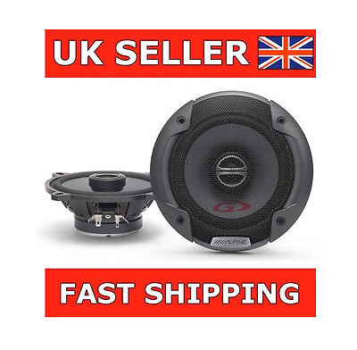 "ALPINE SPG-13c2 5"" 200W Coaxial Car Audio Stereo Front Rear Door 13cm Speakers"