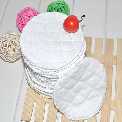 Washable Reusable Breastfeeding Absorbent Ecological Cotton Breast Nursing Pads
