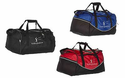 "Ju-Sports Tasche ""Team"" mit Volleyball Aufdruck, Sporttasche, Sports-Bag"