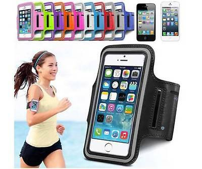 New Sport Gym Running Jogging Armband Pouch Case Cover for Apple iPhone & Samsun
