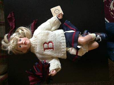 "Boyd's collectible porcelain doll ""Tami"" Yesterday's Child"