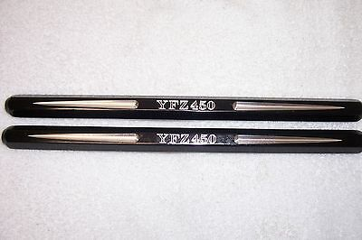 PROTECH YFZ 450 EXTREMELY INSANE INSANE TIE RODS BLACK ANODIZED FIT YRS 06/13