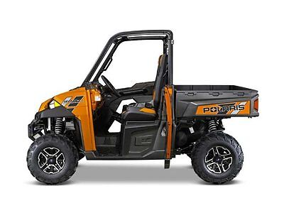 2014 Polaris Ranger® 900 XP® Deluxe LE New Factory Authorized Clearance!