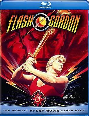 Flash Gordon (Blu-ray Disc, 2010)