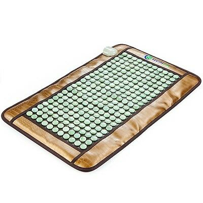 Natural Jade Negative Ions InfraRed Heating Multifunctional Energy Medium Pad