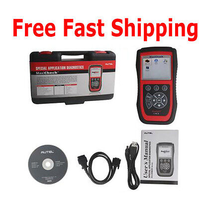 Autel MaxiCheck Airbag/ABS SRS Light Service Reset Tool Fit For AUDI/BENZ