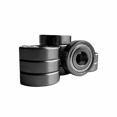 (Qty.10) 6001-ZZ metal shields bearing 6001 2Z bearings 6001ZZ 12x28x8 mm