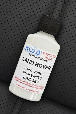 Land Rover Fuji White Lrc 867 Paint Touch Up Kit 30Ml Discovery Freelander