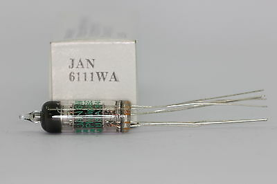 6111Wa Tube. 6111W Tube. 6111 Tube. Jan Philips Brand Tube. Nos/nib. Rc117.