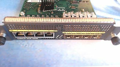 Cisco Systems SSM-4GE ASA 5500 4-Port Gigabit Ethernet SSM (RJ-45+SFP)