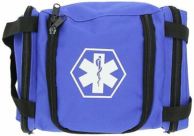 First Aid Responder EMS  Emergency Medical Trauma Bag Kit  FULLY Stocked NEW EMT