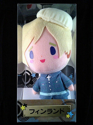 Hetalia Axis Powers Plush Doll Figure official product Movic Finland