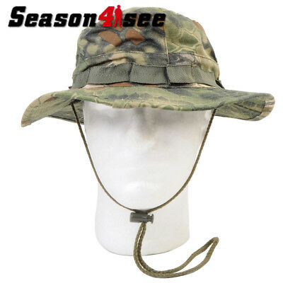 Airsoft Tactical Hunting Camping Fishing Outdoor Sports Boonie Hat Type B MR