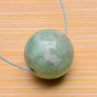 12MM NATURAL EMERALD GEMSTONE ROUND BEADS