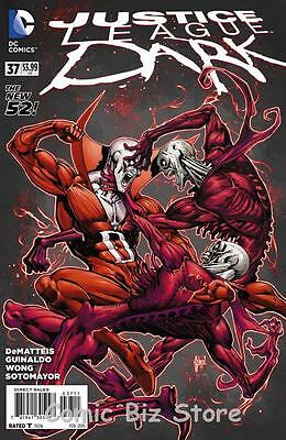 Justice League Dark #37 (2015) 1St Printing Bagged & Boarded