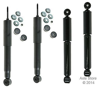 4 New Shocks Full Set Lifetime Warranty Fit Nissan Pathfinder Guarantee Fit