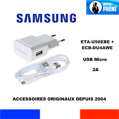 3m Cable Chargeur SAMSUNG ORIGINAL EP TA90EWE Galaxy S6 S7