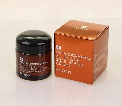 Mizon All in One Snail Repair Cream 75g Brand New Free Shipping