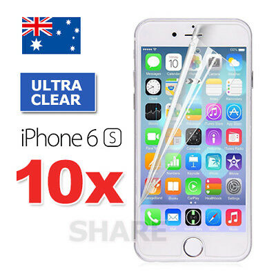"""Premium for Apple iPhone 6 6S Screen Protector 4.7"""" Ultra Clear LCD Guard Cover"""