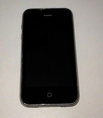 Apple iPhone 3GS 16GB Black AT&T Smartphone Good Condition iPhone ONLY
