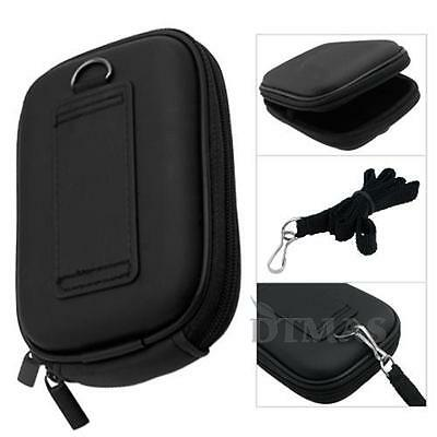 Universal Compact Digital Camera Hard Case Bag Pouch