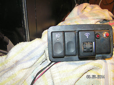 Front Fog Lamps SWITCH (ONLY), 1999 Hyundai Accent, maybe others