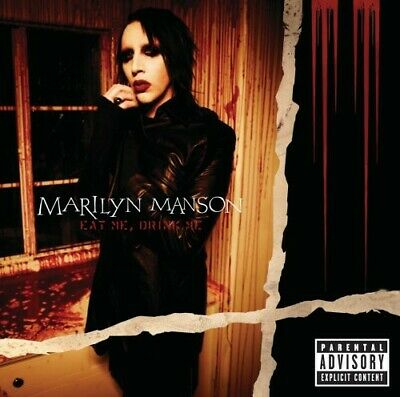 Marilyn Manson - Eat Me Drink Me [New CD] Explicit