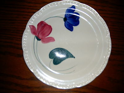 VERY PRETTY HANDPAINTED VINTAGE?? STETSON HERITAGE WARE PLATE L@@K!!