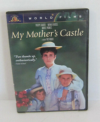 My Mother's Castle (DVD, 2002) WORLD FIOLMS W Subtitles 1990 2002