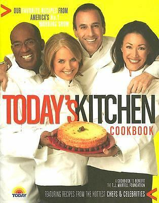 Today's Kitchen Cookbook (2005, Hardcover) Like new.