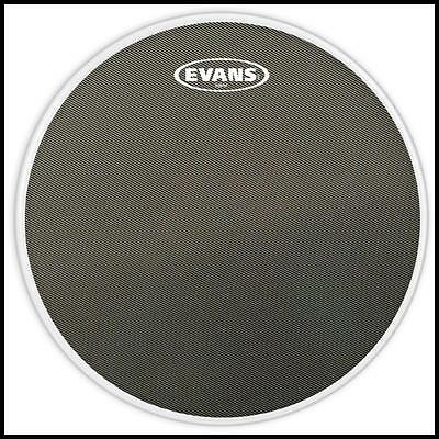 Evans Heads Hybrid Coated Snare Batter Drum Head, 14 Inch