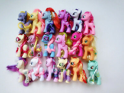 "Hasbro My Little Pony MLP 3"" Figures Choose Favorite Ponies New Loose"