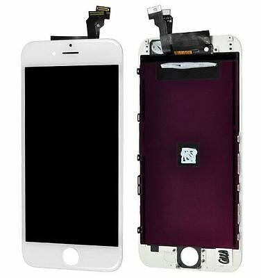 "Replacement For iPhone 6  4.7"" LCD Display Touch Screen Digitizer Assembly White"